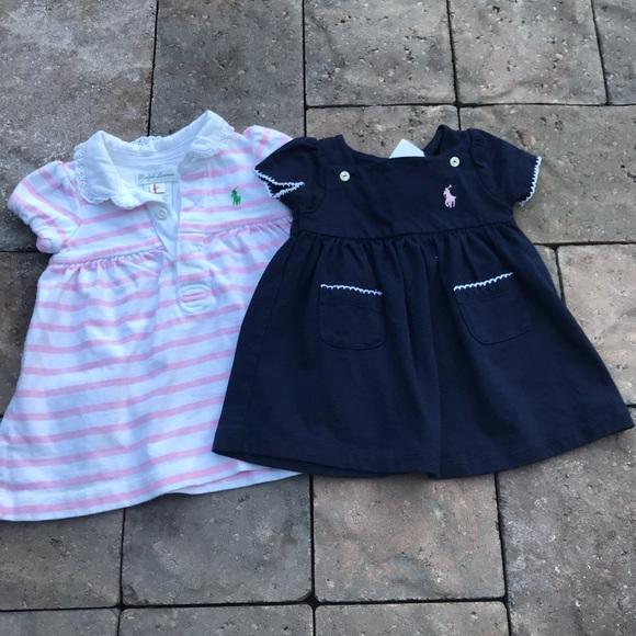 c479c59232 Baby girl Ralph Lauren dresses